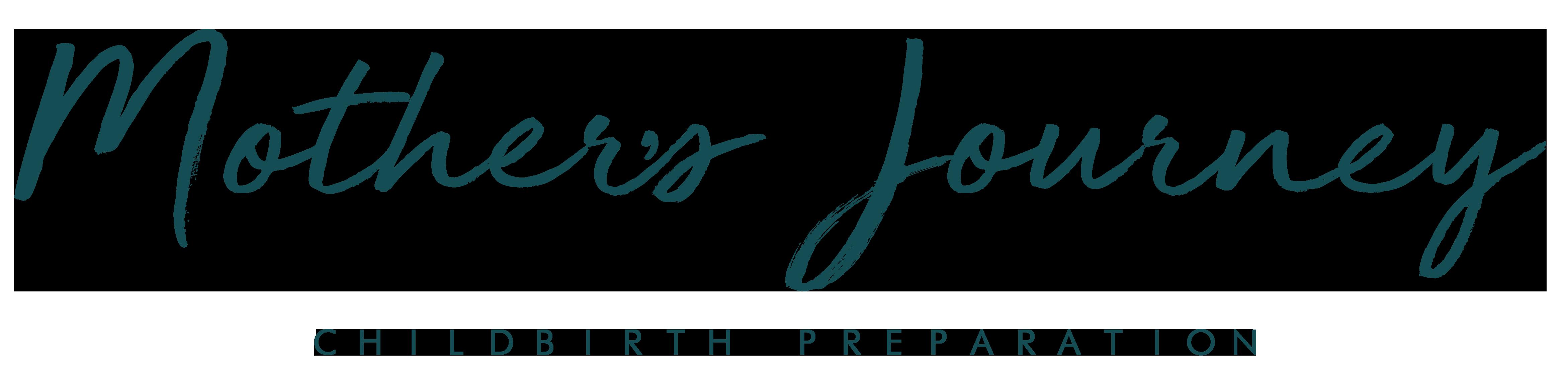 Mother's Journey Childbirth Preparation